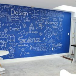 diy-chalkboard-wall-1-gallon-of-gorgeous-blue-paint-cup-white-groutchalkboard-on-bedroom—brick-728×520